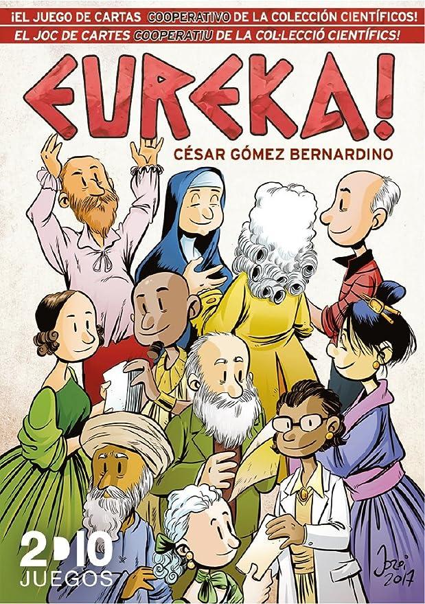 2D10-Eureka, Multicolor (5904262001384-0): Amazon.es: Juguetes y juegos