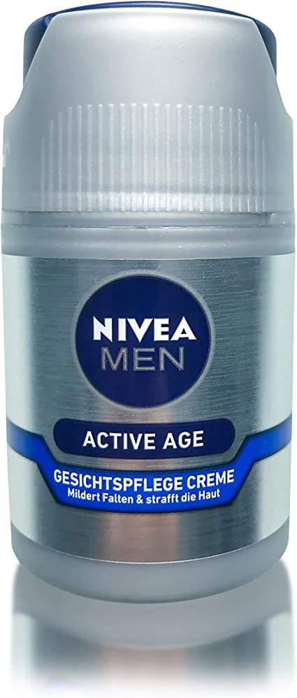5 Pack Nivea dnage anti-age Cuidado Facial for MEN 5 x 50 ml ...