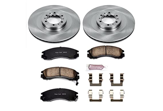 Front Daily Driver OE Brake Kit KOE3091 Autospecialty