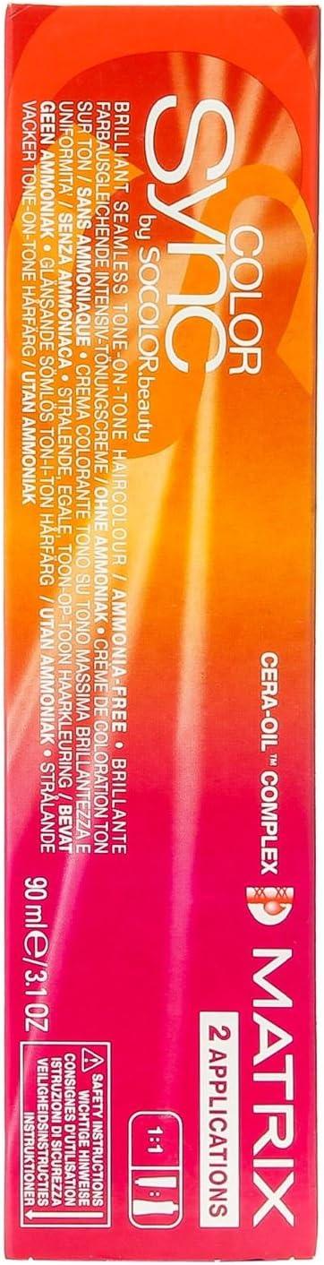 Matrix Color Sync 6RC Tinte - 90 ml: Amazon.es: Belleza