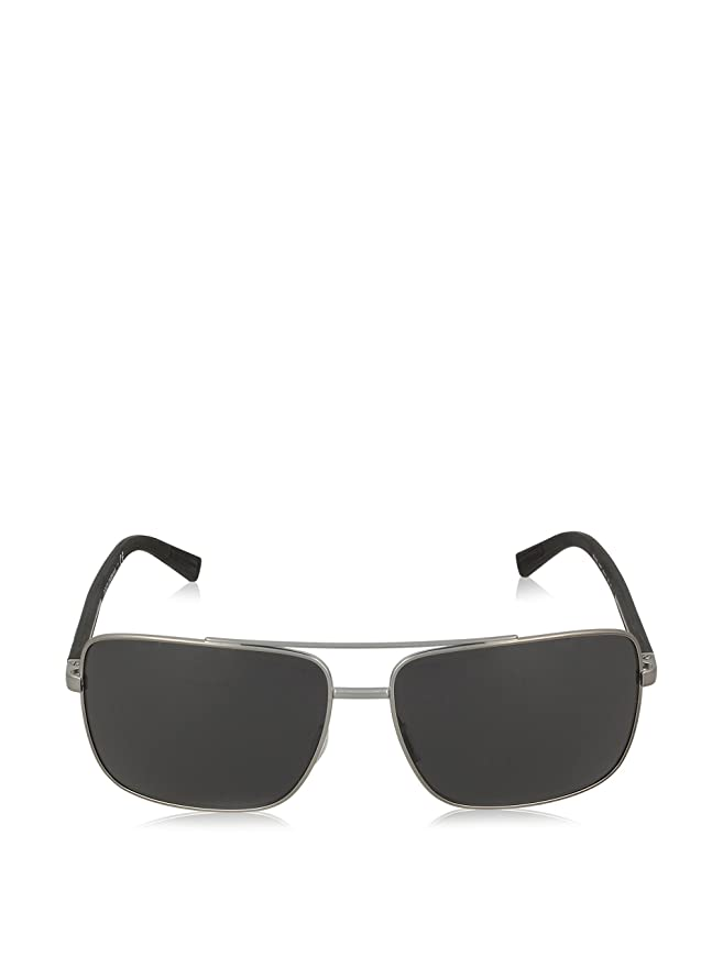 57008c32e1b Dolce   Gabbana Rubber Evolution Sunglasses DG2142 04 87 Gunmetal Gray 62  14 135  Amazon.ca  Sports   Outdoors