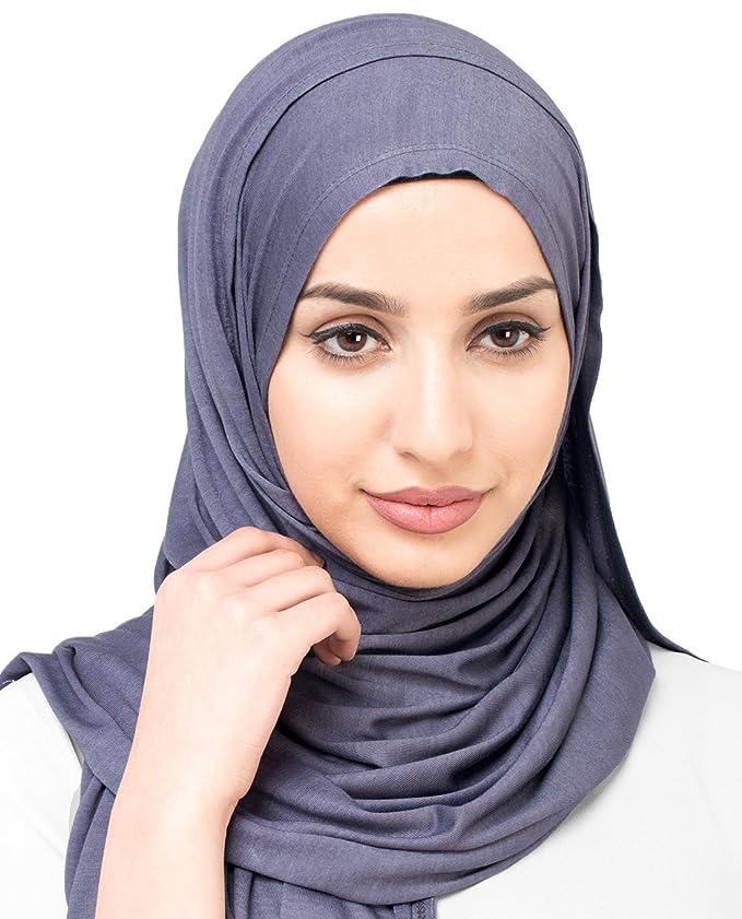 InEssence New Viscose Jersey Scarf Ladies Wrap Hijab