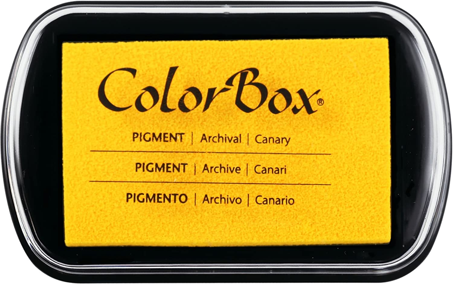 Cement Clearsnap 15220 Colorbox Classic Pigment Inkpads