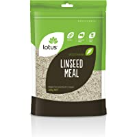 Lotus Linseed Flaxseed Meal 450 g, 450 g