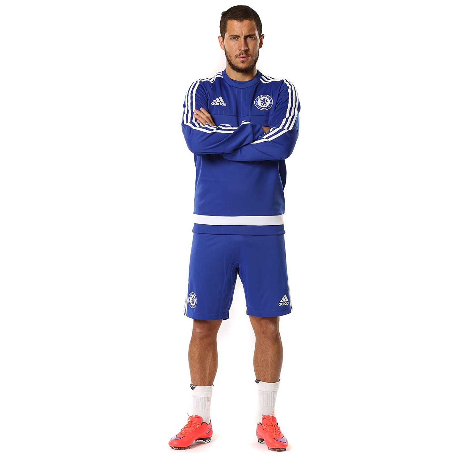 adidas cfc SWT TOP sweat-shirt-homme