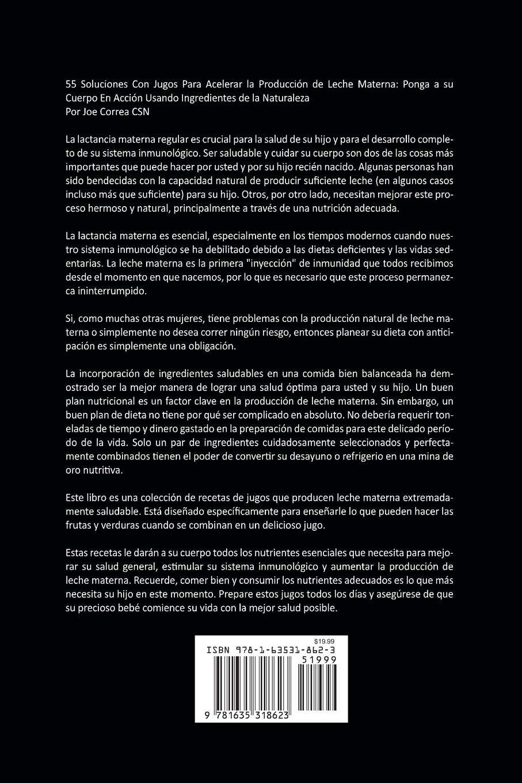 55 Soluciones Con Jugos Para Acelerar la Producción de Leche Materna ...