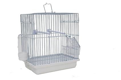 Sky Pet Jaula de transporte para pájaros pequeña de MALI ...