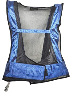 Cooling Vest Vortex Tube Air Conditioner Waistcoat Compressed Air Ice Cooling Clothes in a Hot Environment