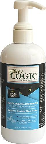 NATURE S LOGIC North Atlantic Sardine Oil