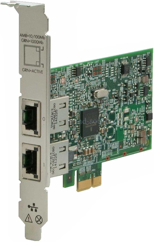 HPE 615732-B21 332T Network Adapter PCI Express 2.0 x1 Gigabit Ethernet for ProLiant DL180 Gen9, DL20 Gen9