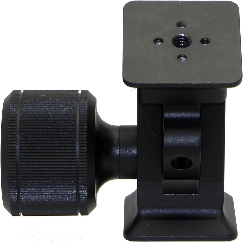 Desmond DMH-2 Tripod Monopod Tilt Head Arca//RRS Compatible Oversized Knob