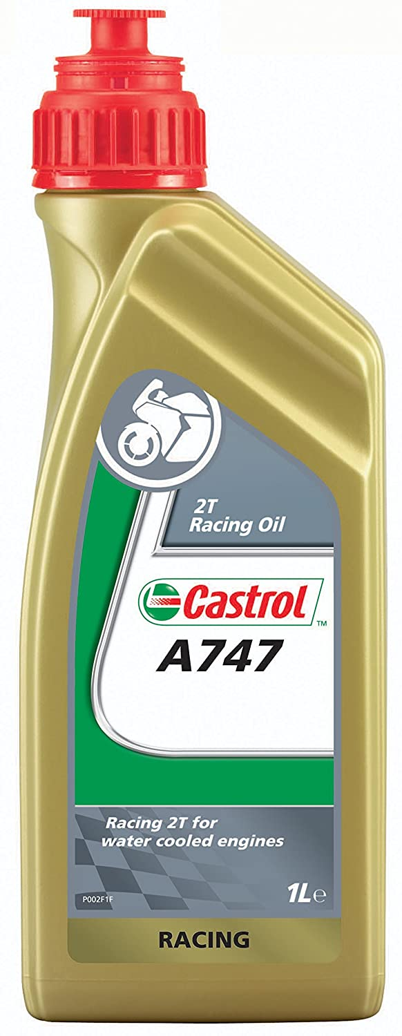 Castrol 19589812 Racing A747 olio, 1 litro Castrol Limited 151A82