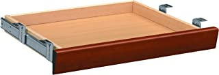 product image for HON 1522CO Laminate Angled Center Drawer, 22w x 15 3/8d x 2 1/2h, Cognac