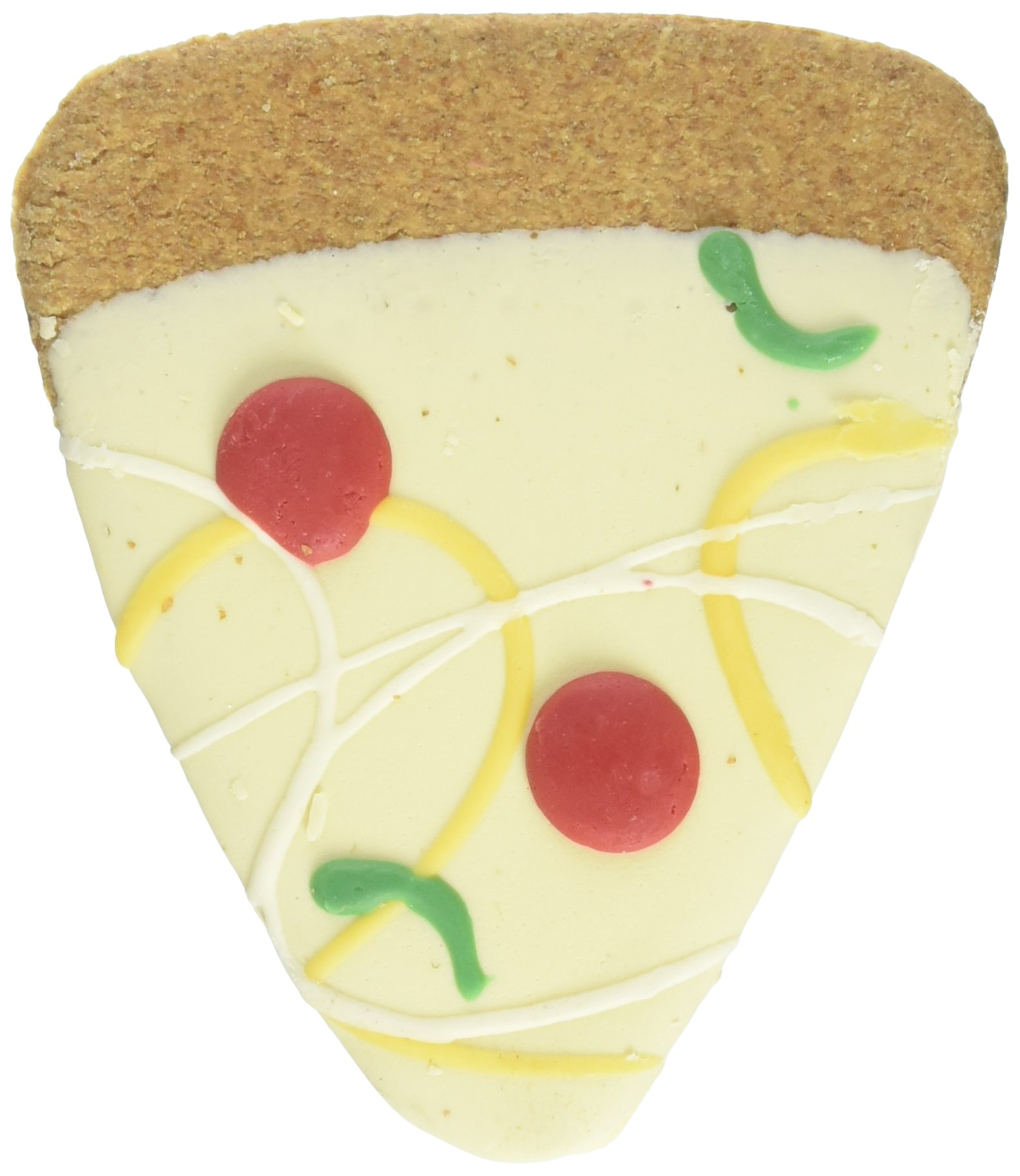 Pawsitively Gourmet Puppy Pizza Cookies for Dogs by Pawsitively Gourmet