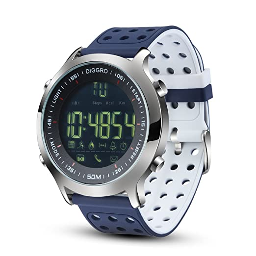 4 opinioni per Diggro DI04 Smartwatch Bluetooth per Android iOS Smartphone IPhone Samsung