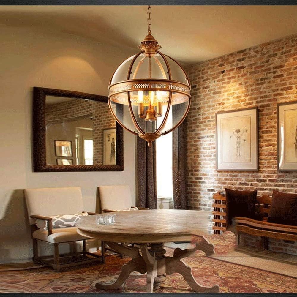 FYH Lámparas de Techo - completos esferas de Granja de inmersión aparatos de iluminación de la lámpara del Techo para lámparas de Techo Integrado restaurantes,Copper