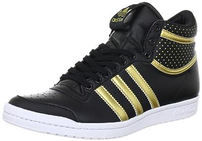 adidas Top Ten High Sleek Bow W Schuhe schwarz türkis im