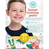 The Honest Company Disposable Training Pants, Super Heroes, 3T/4T, 23 ct