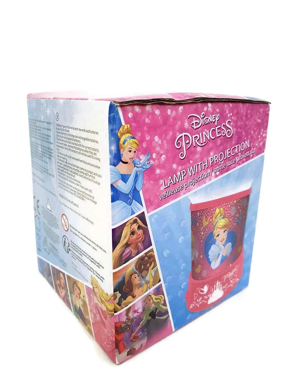 Princesse Disney Lampe Led avec Projectiondesign pour pour ...