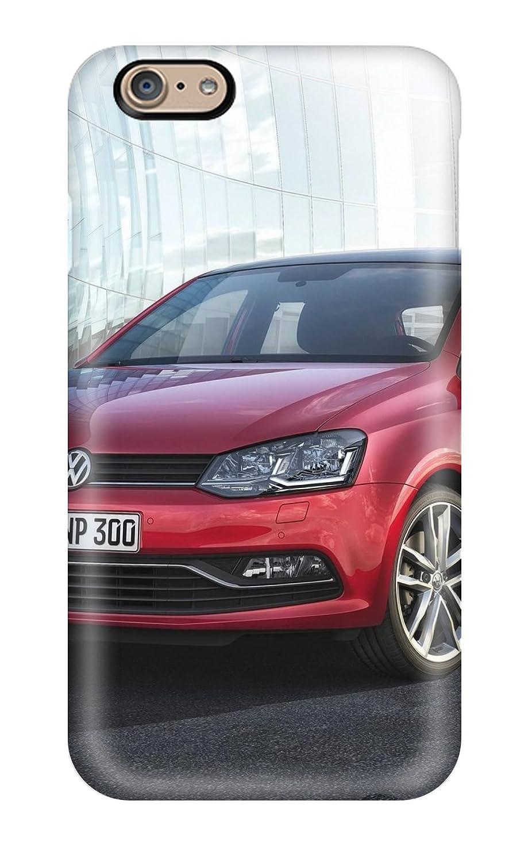 PREMIUM Protección para Volkswagen Polo 13 Carcasa para iPhone 6 ...