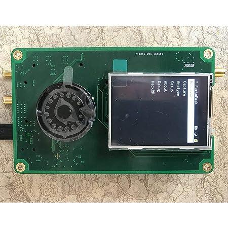 Amazon com: SODIAL Latest Portapack + Hackrf One Sdr + Metal Case +