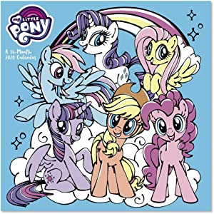 2020 My Little Pony Wall Calendar (DDW0062820)