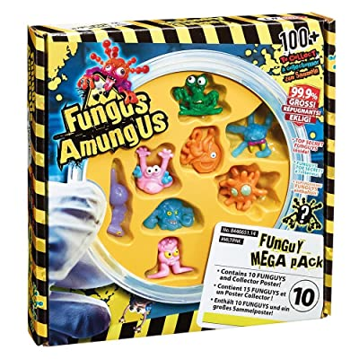 Fungus Amungus Mega Pack Batch 1 Assorted: Toys & Games
