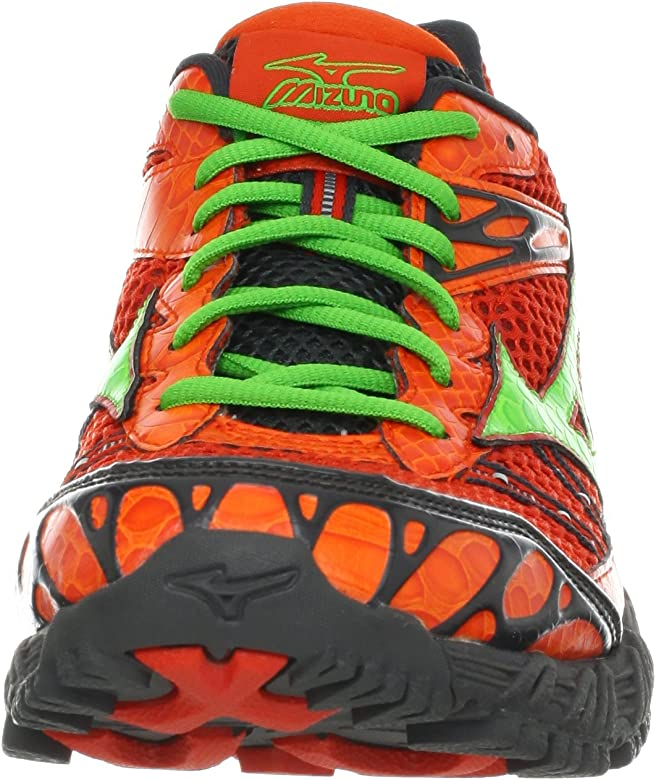 mizuno wave ascend 7 green