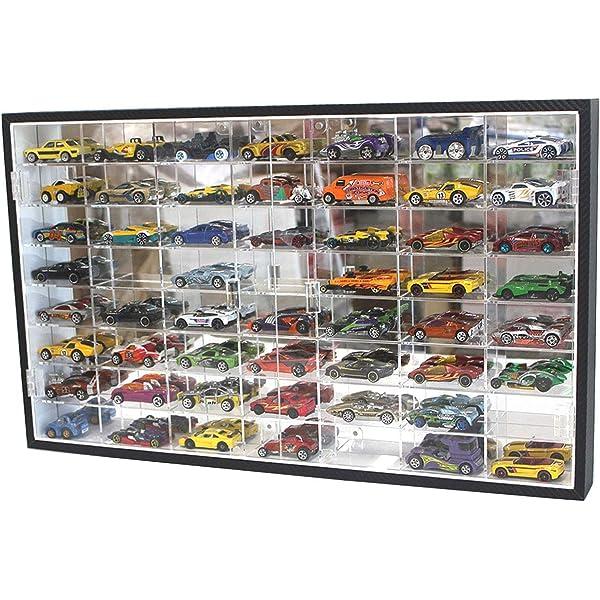 Hot Wheels Multibrick Car Case für 8 Modelle in 1:64