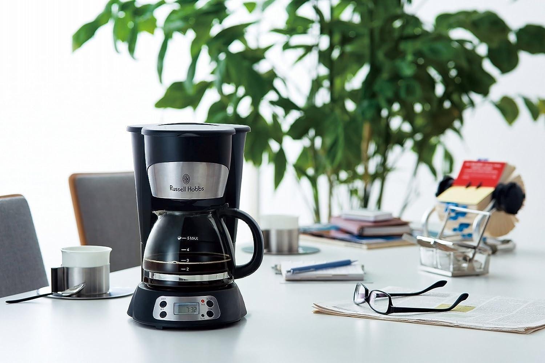 「ラッセルホブス」のコーヒーメーカーでこだわりのコーヒータイム◎