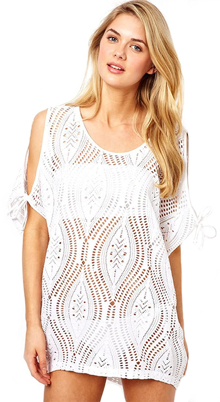 Amourri Swimsuit Cover Up Chiffon Beachwear Image 1