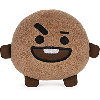 "GUND LINE Friends BT21 SHOOKY Plush Stuffed Animal, 6"": Toys & Games"