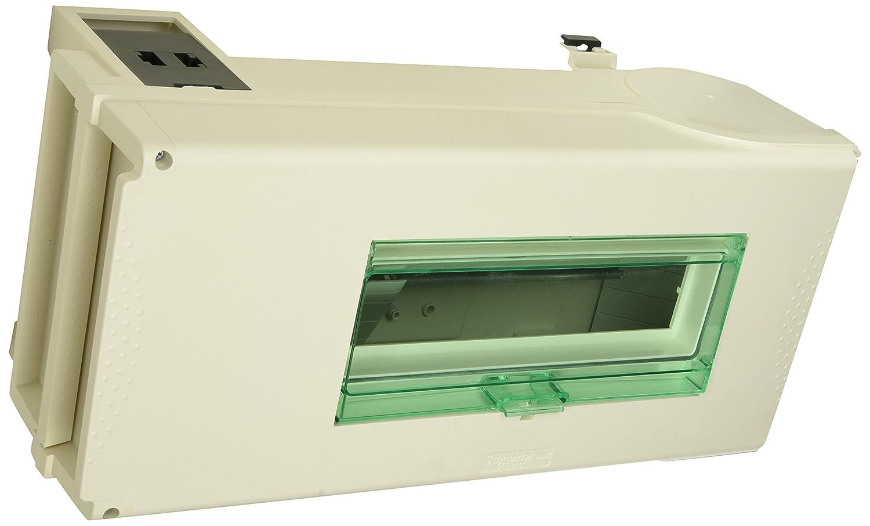 PE N 50//60 Hz Dropper ksb100sm412 Canalis KS Module Modular P/ériph 230-690 V 100 A 3L 12 x 18 mm Blanco