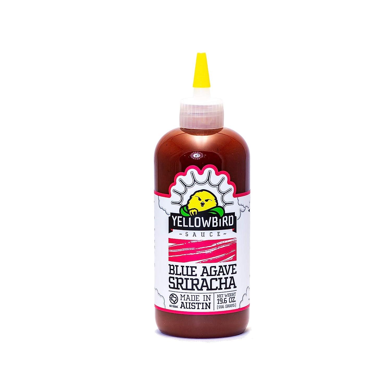 Yellowbird, Blue Agave Sriracha, 19.6 oz
