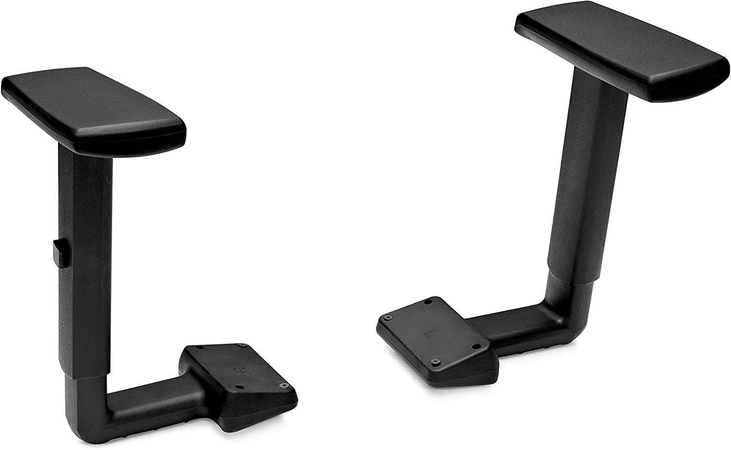 HON Height-Adjustable T-Arms for Volt Series Task Chair, Black (5795T): Furniture & Decor