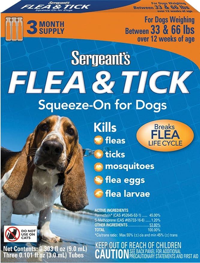 Amazon.com: Sargentos squeeze-on perro: Mascotas
