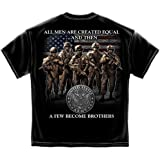 US Army Short Sleeve Shirts, 100% Casual Men's Shirts, Show Your Pride with our US ARMY Brotherhood Unisex T-Shirts for Men or Women