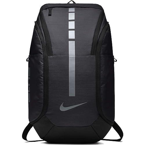2eb8f84a03b8 Nike Hoops Elite Hoops Pro Basketball Backpack Dark Grey Metallic Cool Grey