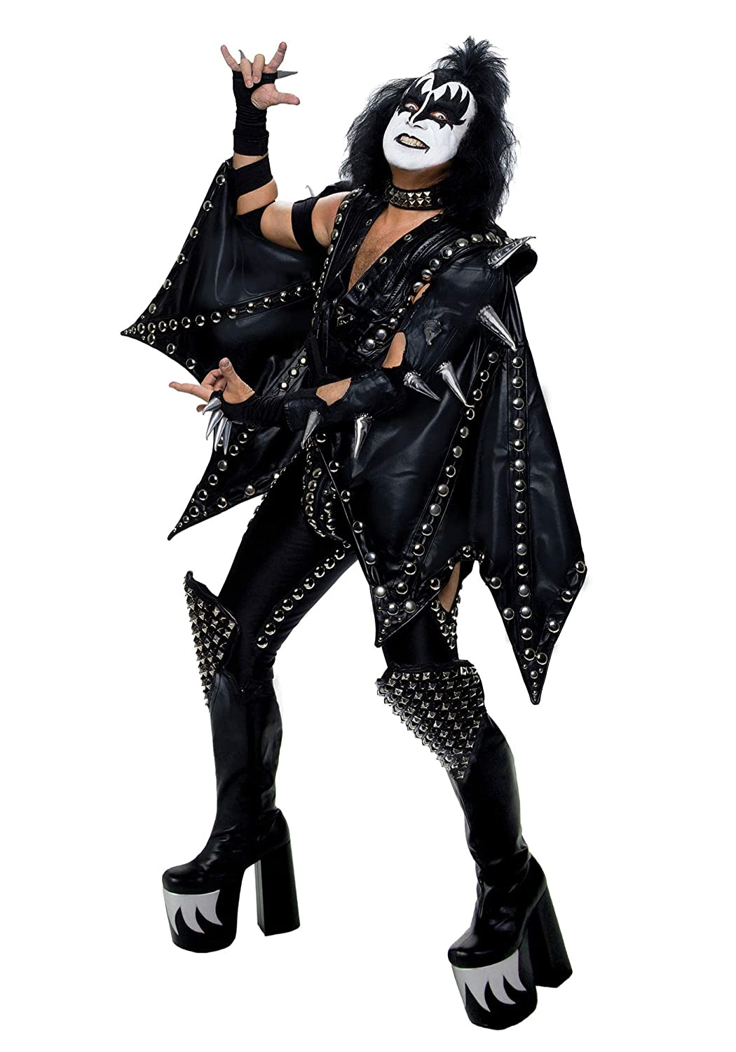 Plus Size Authentic Gene Simmons KISS Costume