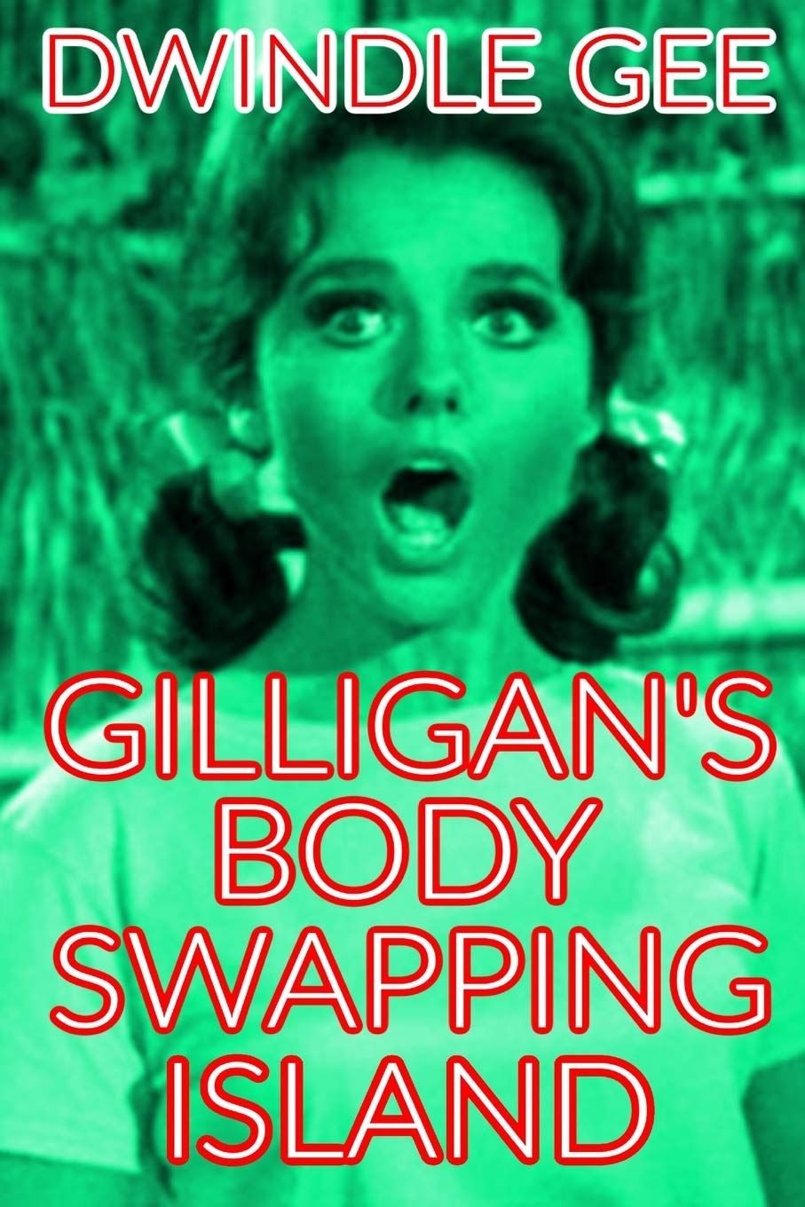 """13/"""" x 19/"""" POSTER GILLIGAN/'S ISLAND BEAUTY CONTEST MARY ANN"""