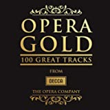 进口CD:金装歌剧/100大经典曲目 Opera Gold/100 Great Tracks/Luciano Pavarotti/Cecilia Bartoli(6CD) 4788210