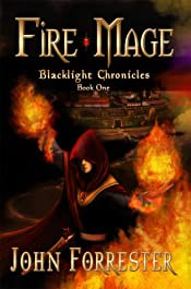 Fire Mage (Blacklight Chronicles)