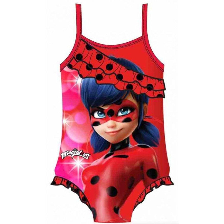 Bañador Ladybug Prodigiosa (6): Amazon.es: Ropa y accesorios