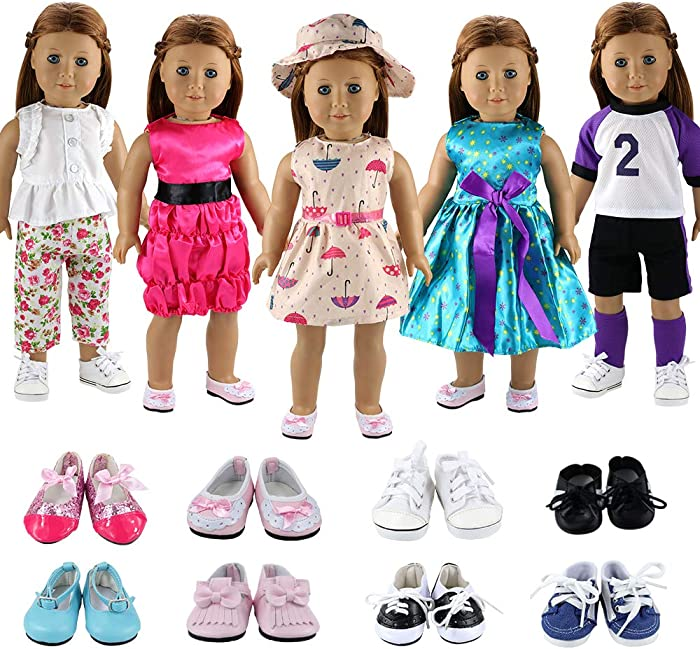 Top 9 Clothes Ir Furniture For American Doll