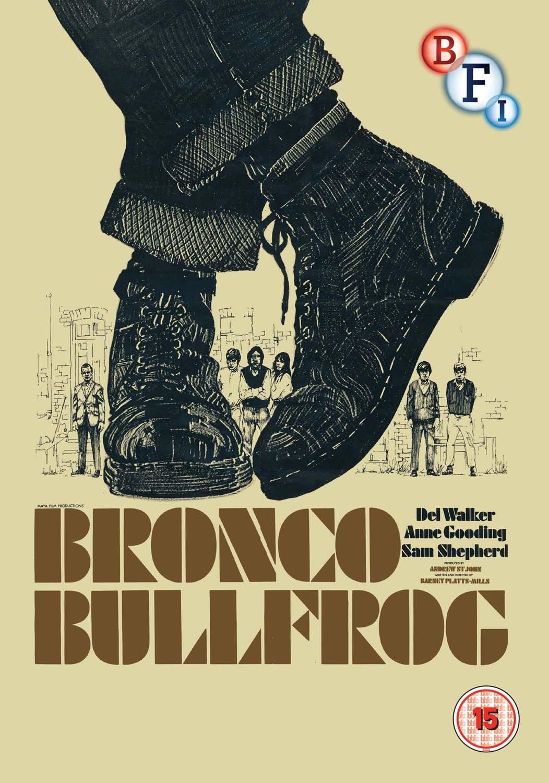 Bronco Bullfrog [Blu-ray]