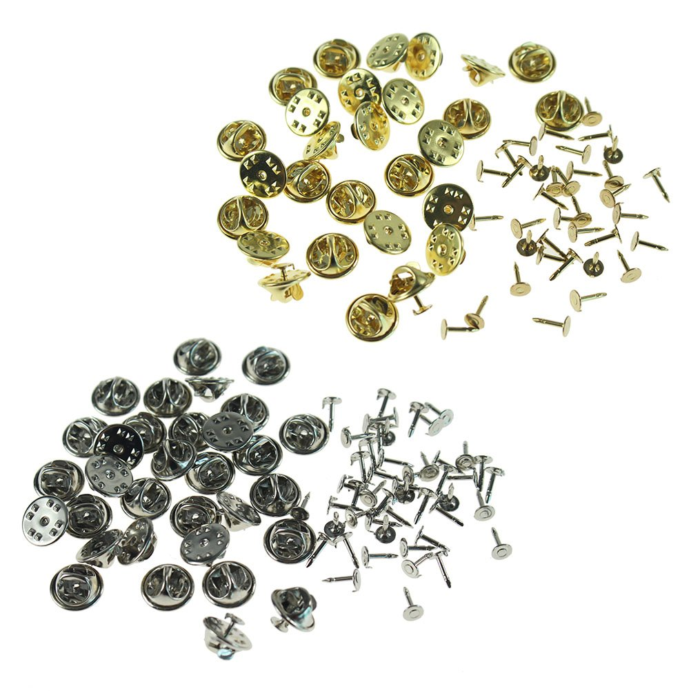 Back To Search Resultsjewelry & Accessories Beads & Jewelry Making 200 Pieces Safety Brooch Lock Pvc Rubber Pins Back Button Buckle Clasps For Pin Brooch Base Uniform Badge Jewelry Accessories Traveling