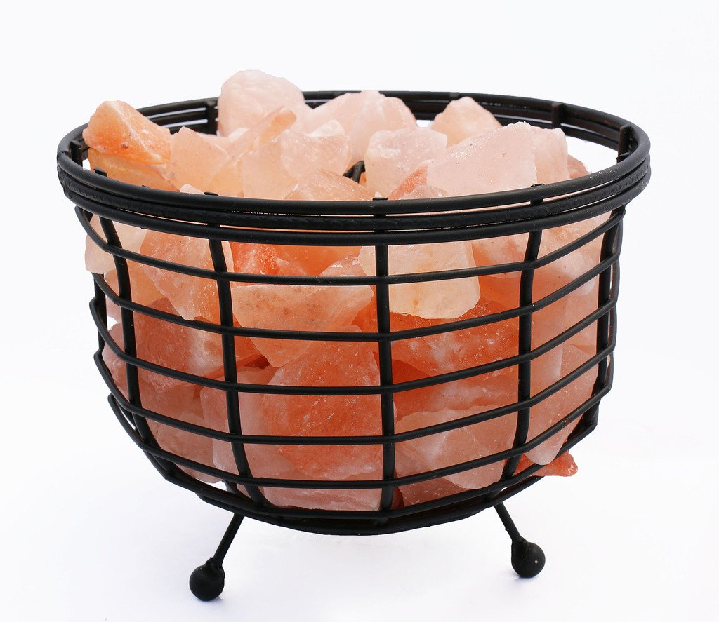 Manhattan Comfort 8 Himalayan Wired Basket Lamp with Dimmer