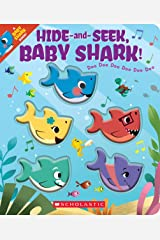 Hide-and-Seek, Baby Shark! (BB) Hardcover