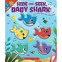 Hide-and-Seek, Baby Shark! Doo Doo Doo Doo Doo