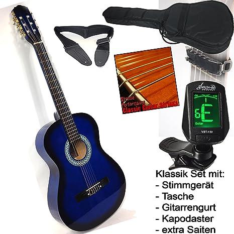 accordatore di chitarra classica gratis